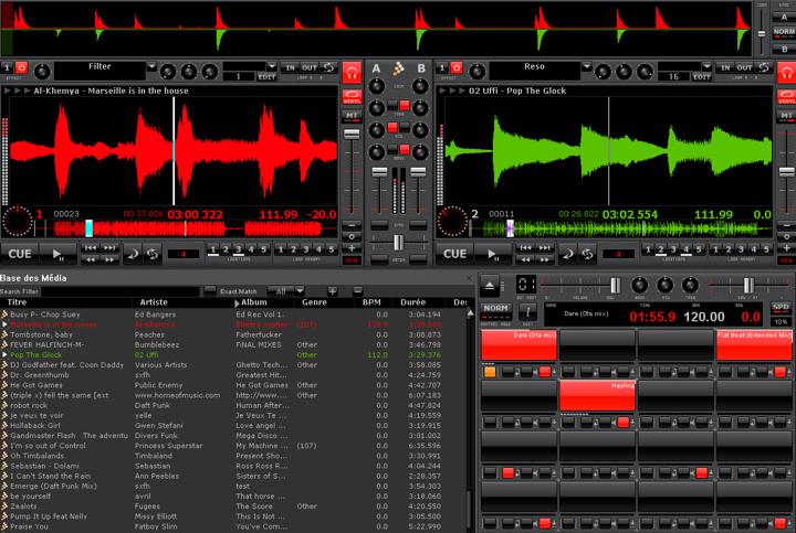 Bon plan mixvibes home 7 logiciel mixage dj mp3 carte - Logiciel pour couper musique mp3 gratuit ...