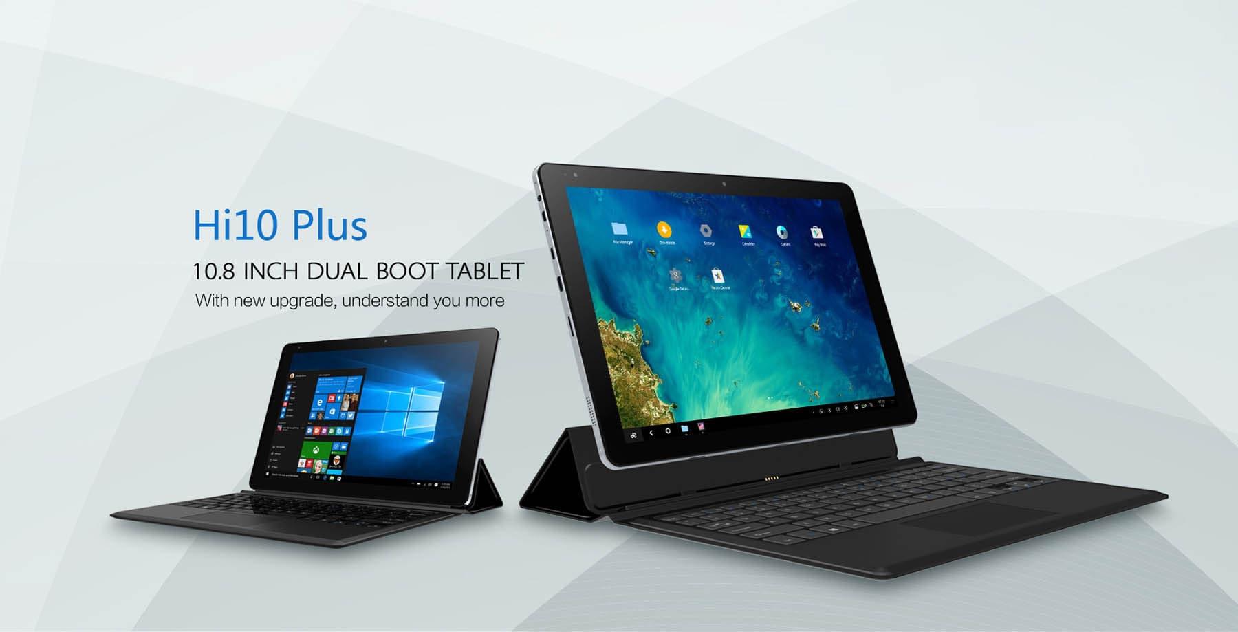 bon plan chuwi hi10 plus tablette hybride 10 8 pouces. Black Bedroom Furniture Sets. Home Design Ideas