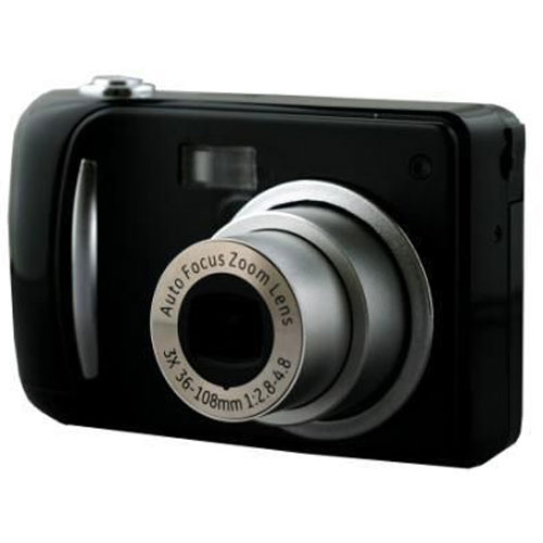 bon plan appareil photo num rique 8 mpixels zoom 3x 15 98 en soldes plan te num rique. Black Bedroom Furniture Sets. Home Design Ideas