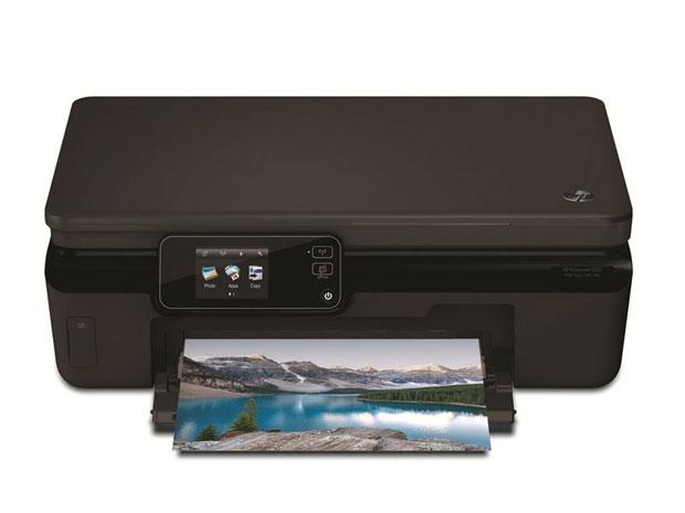 bon plan imprimante multifonction wi fi hp photosmart 5520 second pack cartouches 41 livr e. Black Bedroom Furniture Sets. Home Design Ideas