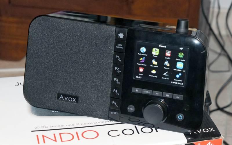 une apparence classique - Avox Indio Color