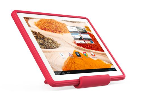 bon plan archos chefpad tablette android 9 7 pour la cuisine 121 20 ce soir plan te num rique. Black Bedroom Furniture Sets. Home Design Ideas