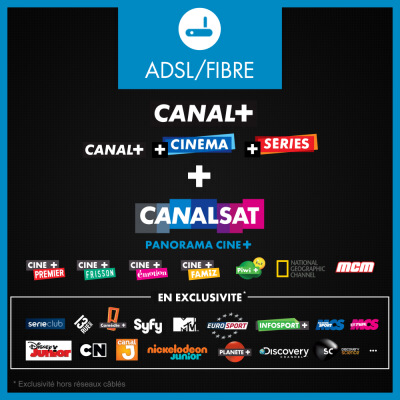 bon plan abonnement canal plus canalsat en vente priv e prix brad plan te num rique. Black Bedroom Furniture Sets. Home Design Ideas