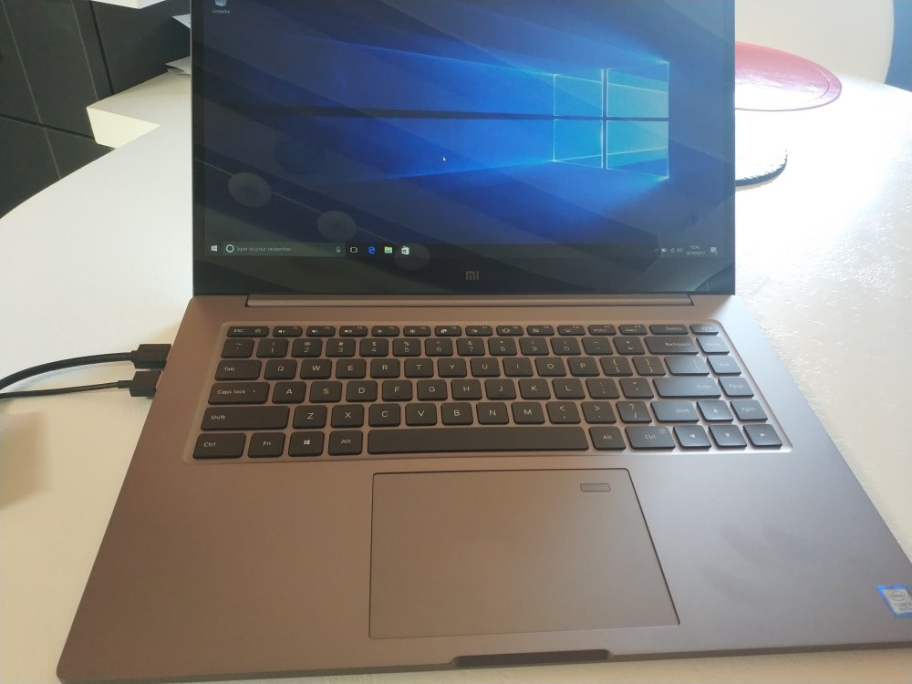 remplacer chargeur mi notebook pro