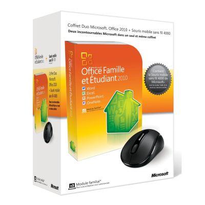 Bon plan office 2010 famille et etudiant 3 postes avec - Office famille et etudiant 2010 gratuit ...