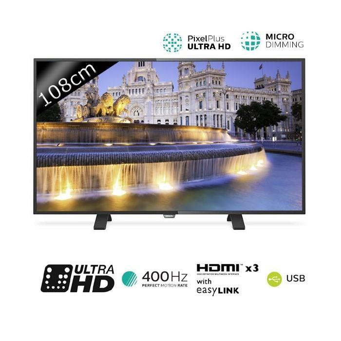 TV PHILIPS PUH UHD K EUR