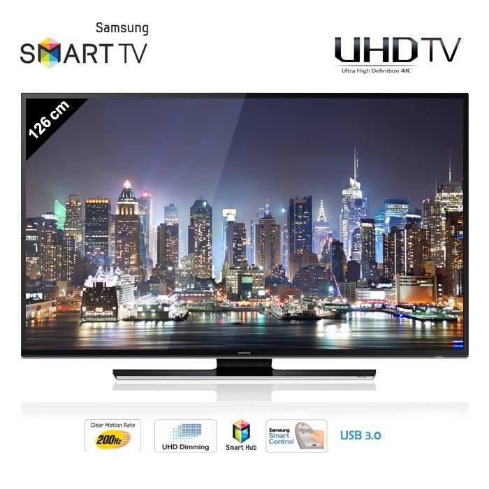 bon plan tv ultrahd 4k samsung ue50hu6900 smarttv 629 et 63 de bon d 39 achat cdiscount. Black Bedroom Furniture Sets. Home Design Ideas