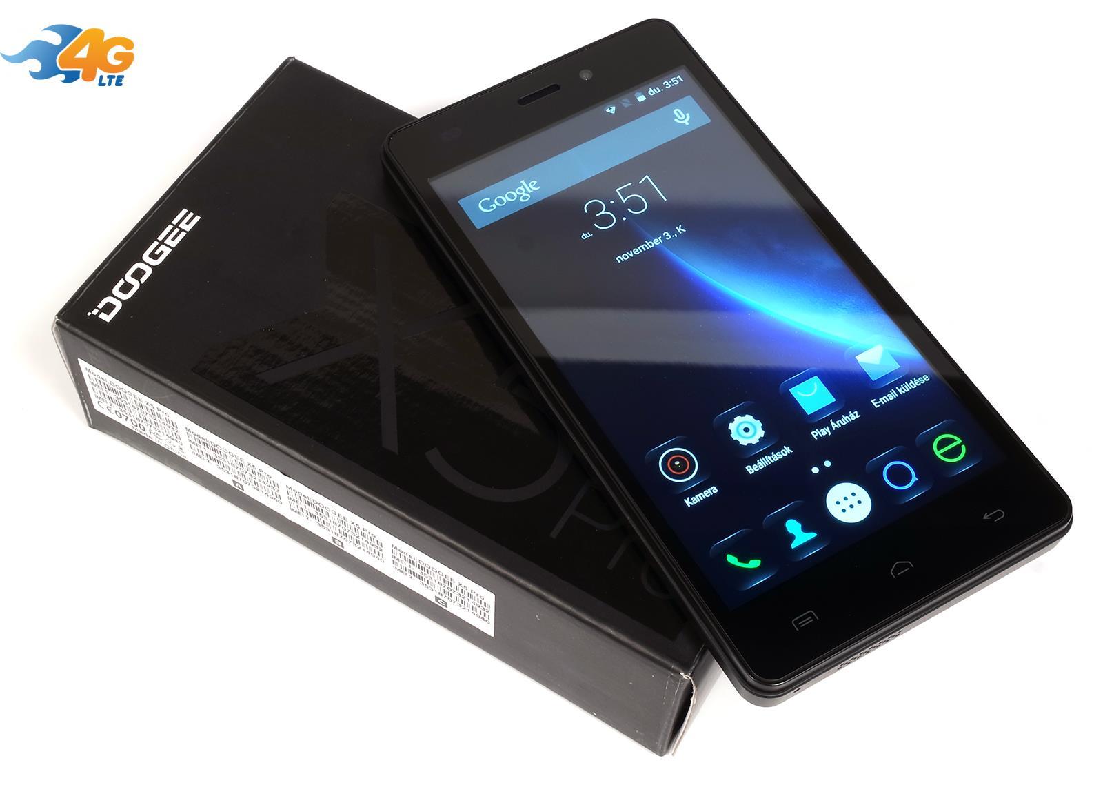 test smartphone doogee x5 pro archetype d 39 un 4g 5 pouces premier prix plan te num rique. Black Bedroom Furniture Sets. Home Design Ideas