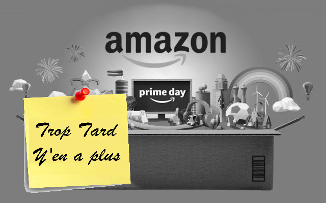 Prime Day 2018 Amazon, la selection. Mieux que les (...)