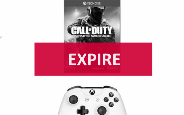 Xbox One S 500Go + Call of Duty Infinite Warfare à (...)