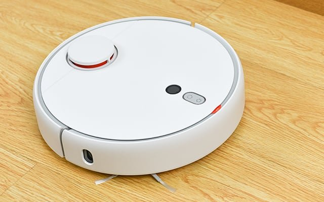 Mijia 1S où comment l'aspirateur Robot star Xiaomi V1 se
