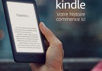 Deal Liseuse eBook AMAZON Nouveau Kindle 6' Noir 4Go à (...)