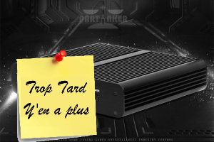 Deal expiré Des Mini PC Partaker du core-i5 7260U au core-i7 8550U (...)