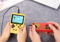 Deal Console type Gameboy Ragebee Retrogaming 777 jeux 2 (...)