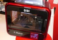 Deal Test Imprimante 3D familiale QIDI TECH X-Maker avec (...)