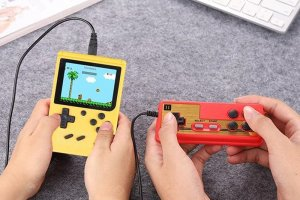 Console type Gameboy Ragebee Retrogaming 500 jeux 2 (...)