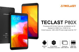 Teclast P80X, la meilleure tablette Android possible à (...)