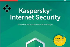 Kaspersky Internet Security 2020, 3 licences pour (...)
