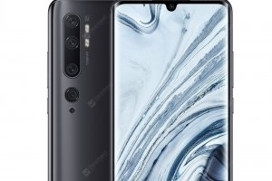 Xiaomi Mi Note 10 Global noir, le Smartphone Photo à (...)