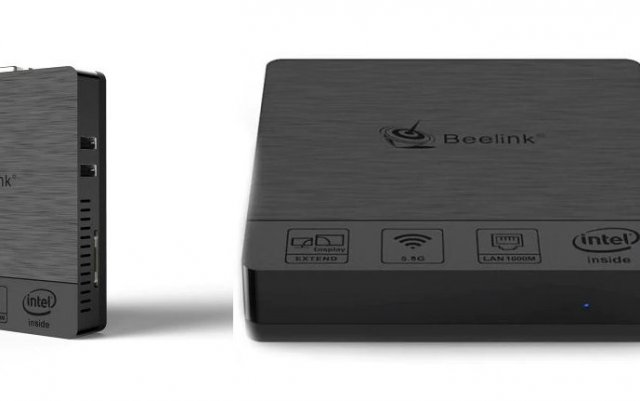 Mini PC Beelink BT3 Pro, Windows 10, Intel Atom x5, (...)